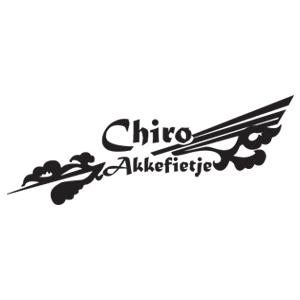 Chiro Akkefietje